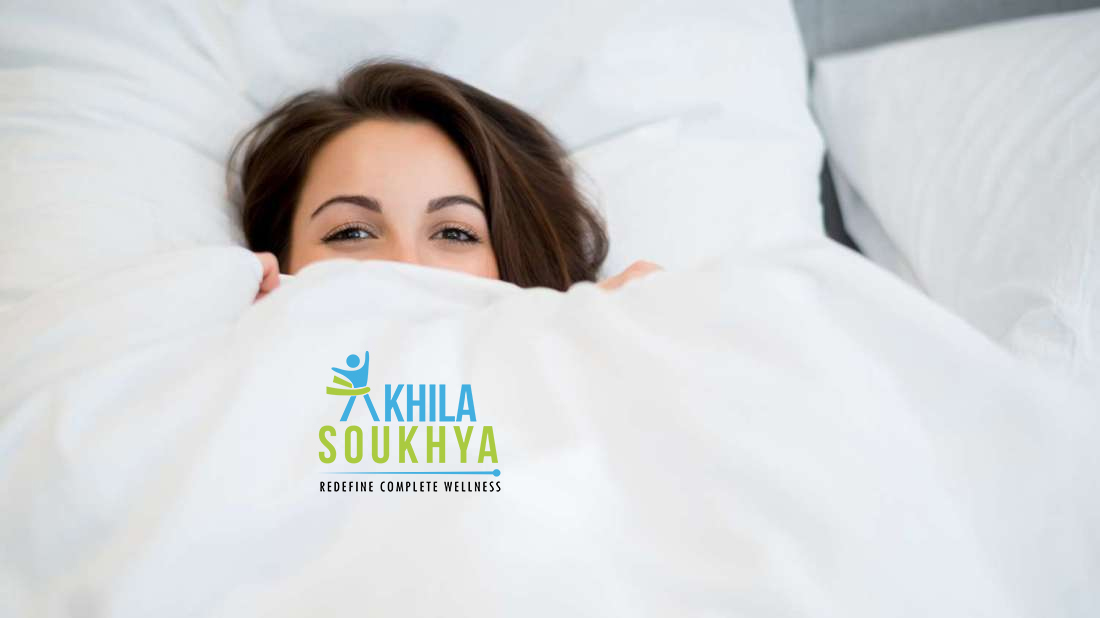 how to improve sleep by akhilasoukhya